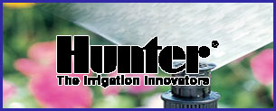 Star Sprinkler Systems specializes in name brands such as Hunter Sprinklers