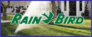Star Sprinkler Systems specializes in name brands such as Rain Bird Sprinkler Systems