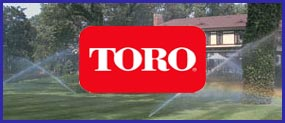Star Sprinkler Systems specializes in name brands such as Toro Sprinkler Systems